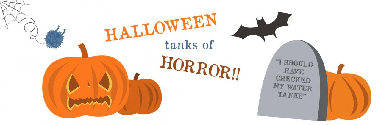 Halloween Tank of HORRORS!