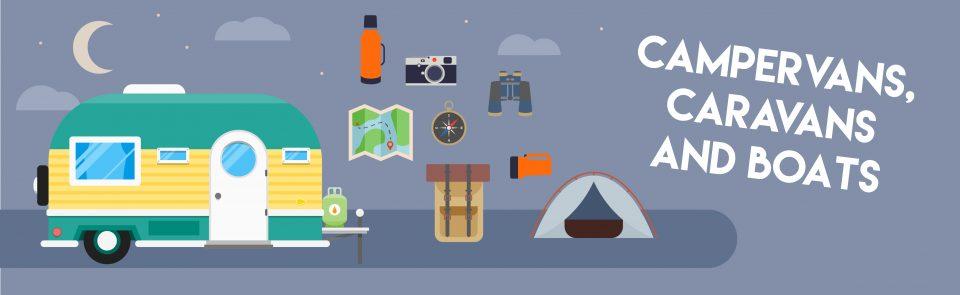 Boats, Caravans and Campervans and Legionella.