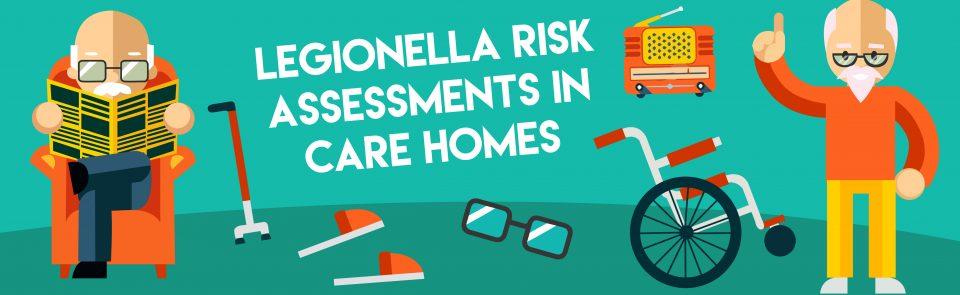 Legionella Risk Assessments in Care Homes & Nursing Homes